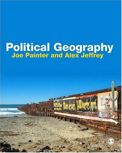 Political Geography  2nd 2009 edition cover