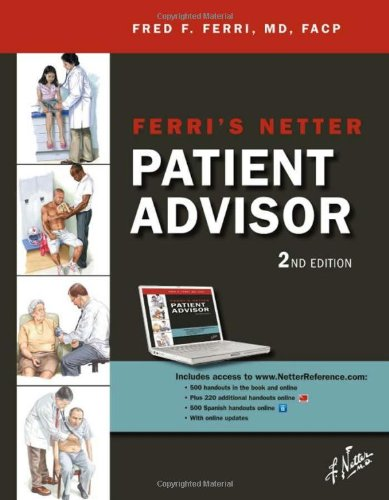 Patient Advisor  2nd 2011 edition cover