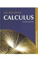 Calculus  2nd 2012 9781429208383 Front Cover