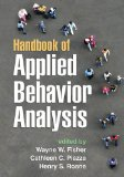 Handbook of Applied Behavior Analysis   2011 9781462513383 Front Cover