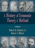 History of Economic Theory and Method  6th edition cover