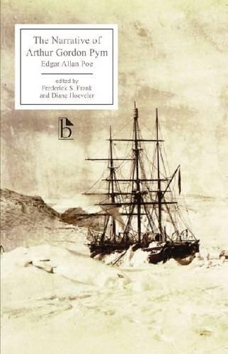 The Narrative of Arthur Gordon Pym:  2010 edition cover