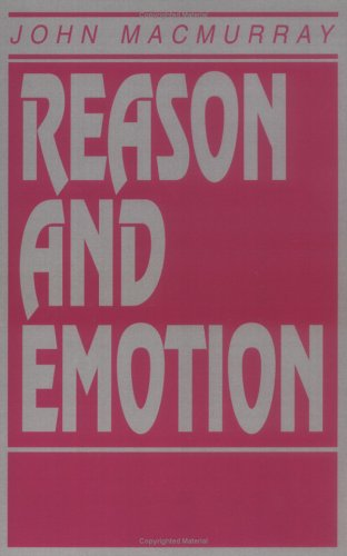 Reason and Emotion  N/A edition cover