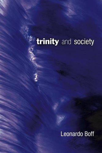 Trinity and Society  N/A edition cover