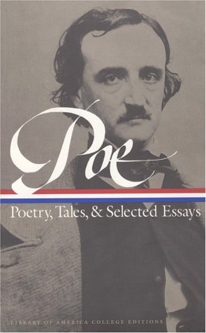 Poe Poetry, Tales, and Selected Essays N/A edition cover