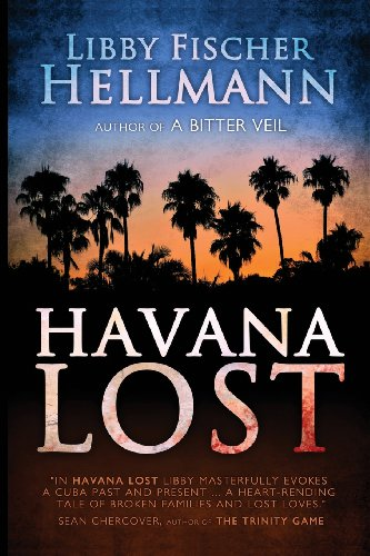 Havana Lost   2013 9781938733383 Front Cover