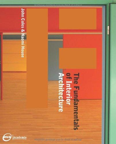 Fundamentals of Interior Architecture   2007 edition cover