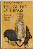 Pattern of Things Animal Stories of Africa  1969 edition cover