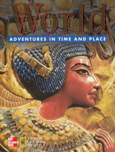 World Adventures in Time and Place  2001 9780021491384 Front Cover