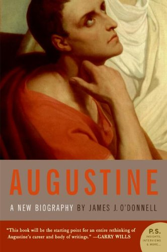 Augustine A New Biography Annotated edition cover