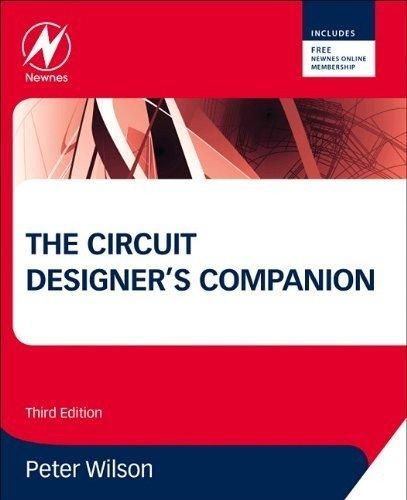Circuit Designer's Companion  3rd 2011 edition cover