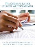 Johnson Crimi Justi Stude Write M_6 6th 2015 edition cover