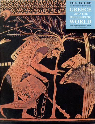 Oxford Illustrated History of Greece and the Hellenistic World   2001 edition cover