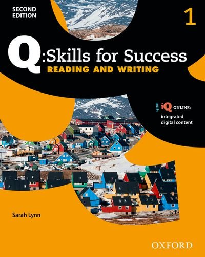 Q - Skills for Success, Level 1 Reading and Writing 2nd 2015 9780194818384 Front Cover