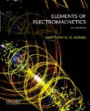 Elements of Electromagnetics:   2014 9780199321384 Front Cover