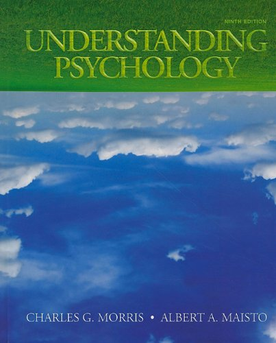 Understanding Psychology  9th 2010 9780205769384 Front Cover