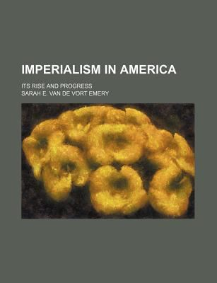 Imperialism in Americ  N/A edition cover