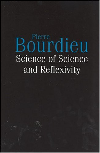 Science of Science and Reflexivity   2004 edition cover