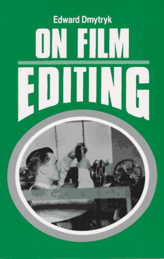 On Film Editing   1984 edition cover