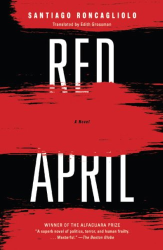 Red April  N/A 9780307388384 Front Cover