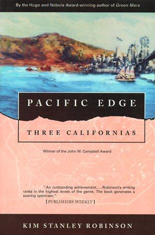 Pacific Edge Three Californias Revised edition cover