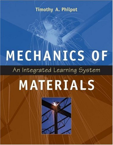 Mechanics of Materials An Integrated Learning System  2008 edition cover