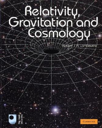 Relativity, Gravitation and Cosmology   2010 edition cover
