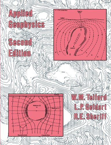 Applied Geophysics  2nd 1990 (Revised) 9780521339384 Front Cover