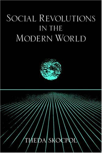Social Revolutions in the Modern World   1994 edition cover
