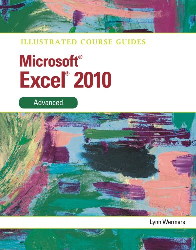 Microsoft� Excel� 2010 - Advanced   2012 9780538748384 Front Cover