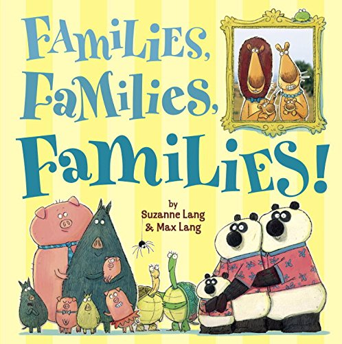 Families, Families, Families!   2015 9780553499384 Front Cover