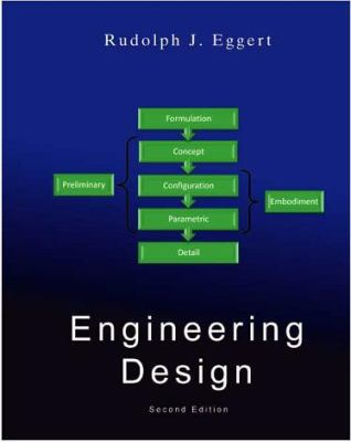 Engineering Design : Second Edition 2nd 2010 (Revised) edition cover