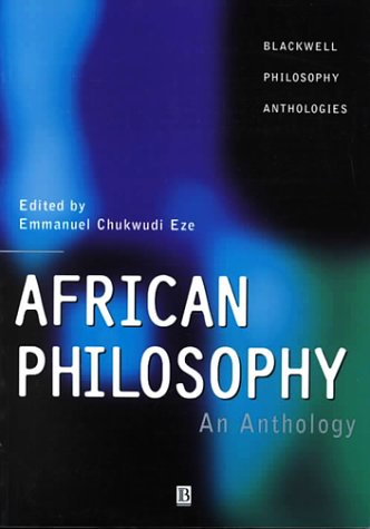 African Philosophy An Anthology  1998 edition cover