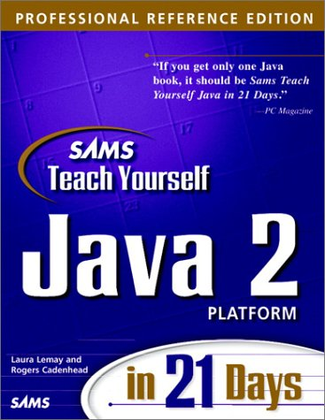 Java 1.2   1999 9780672314384 Front Cover
