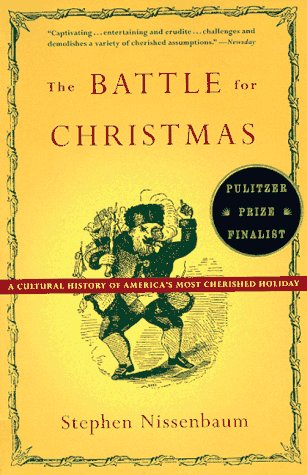 Battle for Christmas   1997 edition cover