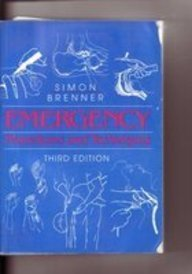 Emergency Procedures and Techniques 3rd 1994 (Revised) 9780683077384 Front Cover