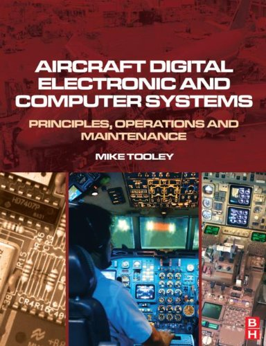 Aircraft Digital Electronic and Computer Systems Principles, Operation and Maintenance  2007 9780750681384 Front Cover