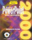 Microsoft Powerpoint 2000 Expert Certification  2000 9780763803384 Front Cover