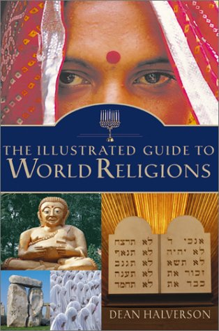 Illustrated Guide to World Religions   2003 (Reprint) edition cover