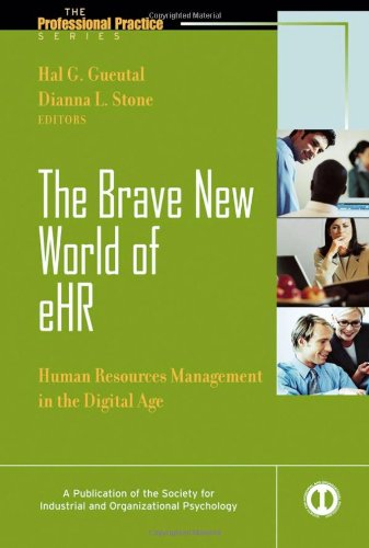 Brave New World of EHR Human Resources in the Digital Age  2005 edition cover