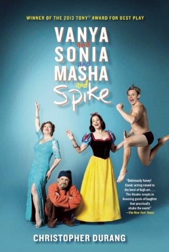 Vanya and Sonia and Masha and Spike  N/A edition cover