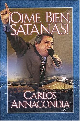 Oime Bien, Satanas!   1997 9780881134384 Front Cover