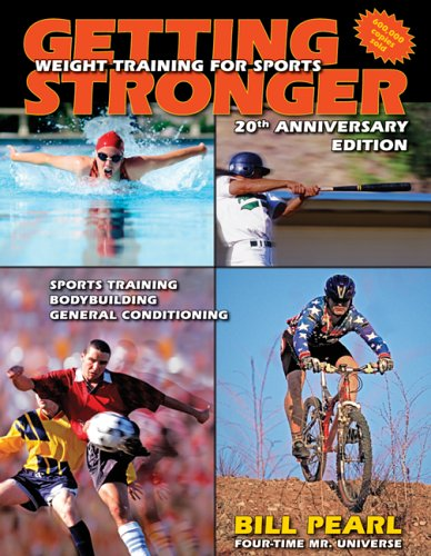 Getting Stronger Weight Training for Sports 20th 2005 edition cover