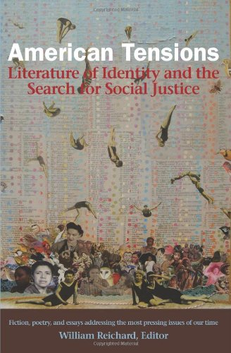 American Tensions Literature of Identity and the Search for Social Justice  2011 edition cover