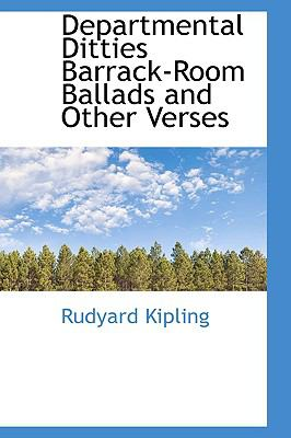 Departmental Ditties Barrack-Room Ballads and Other Verses  N/A edition cover