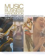 Music Business Handbook and Career Guide  8th 2006 (Revised) edition cover