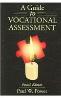 Guide to Vocational Assessment  4th 2006 edition cover