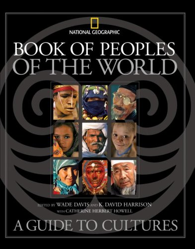 Book of Peoples of the World A Guide to Cultures 2nd 2007 (Revised) edition cover