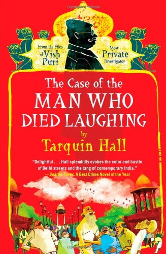 Case of the Man Who Died Laughing  N/A 9781439172384 Front Cover
