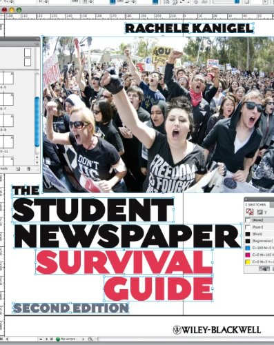 Student Newspaper Survival Guide  2nd 2011 edition cover